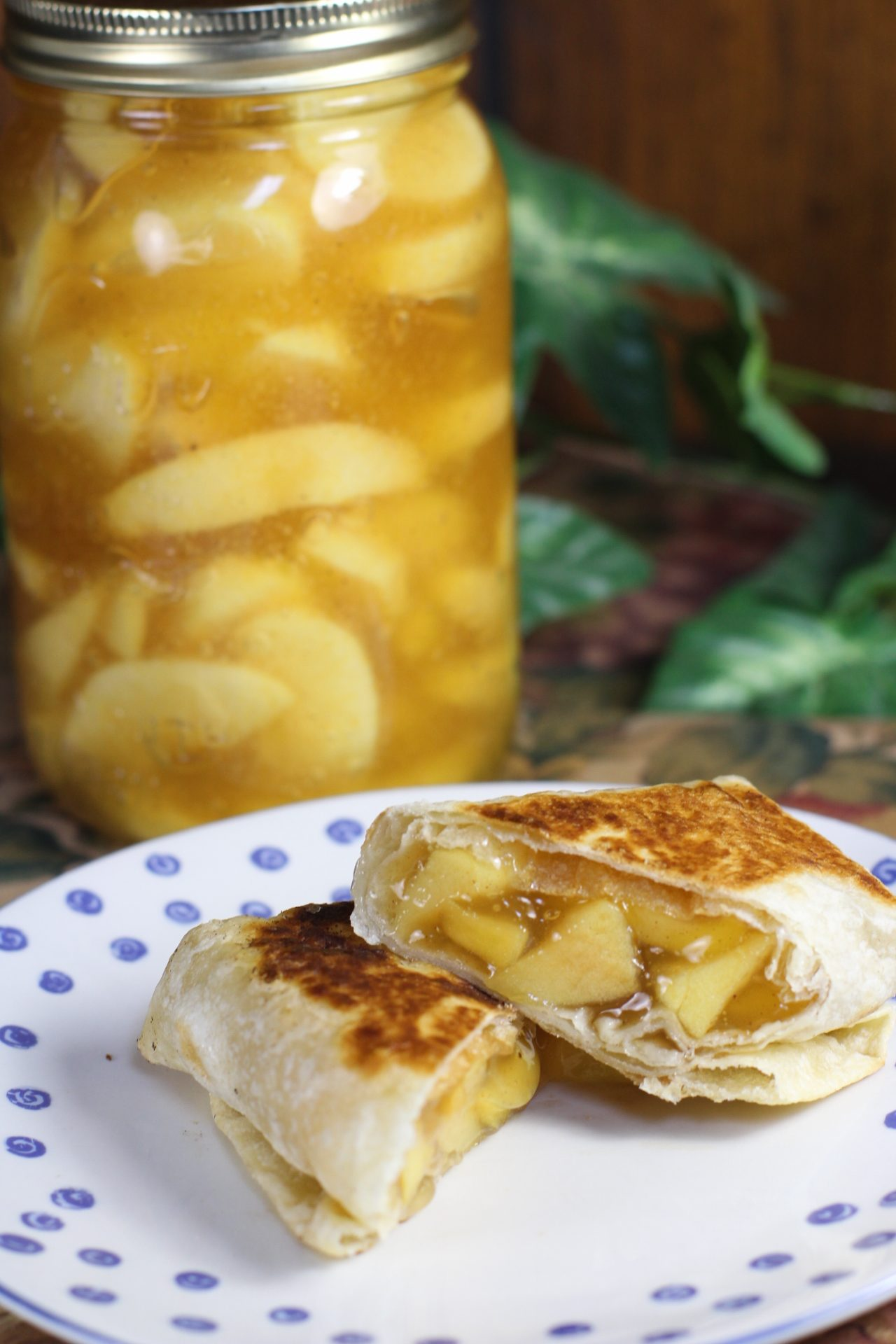 Apple Pie Filling – Home Canned with love